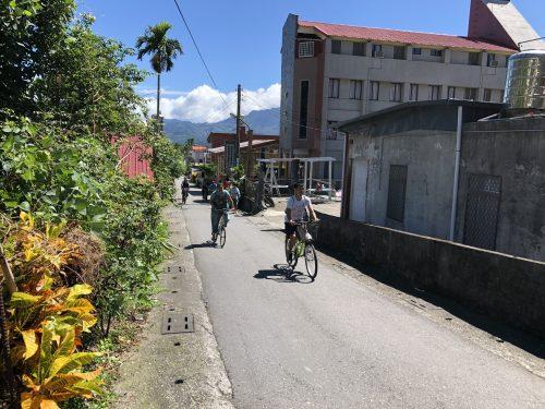 腳踏車逛部落